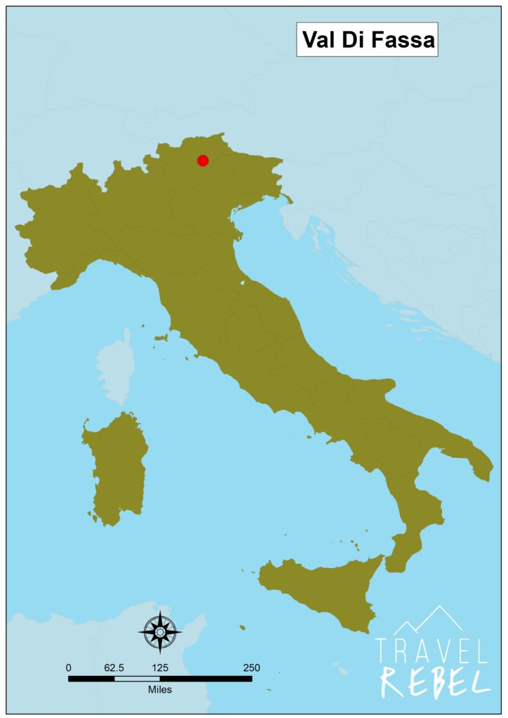 Val Di Fassa - Italië