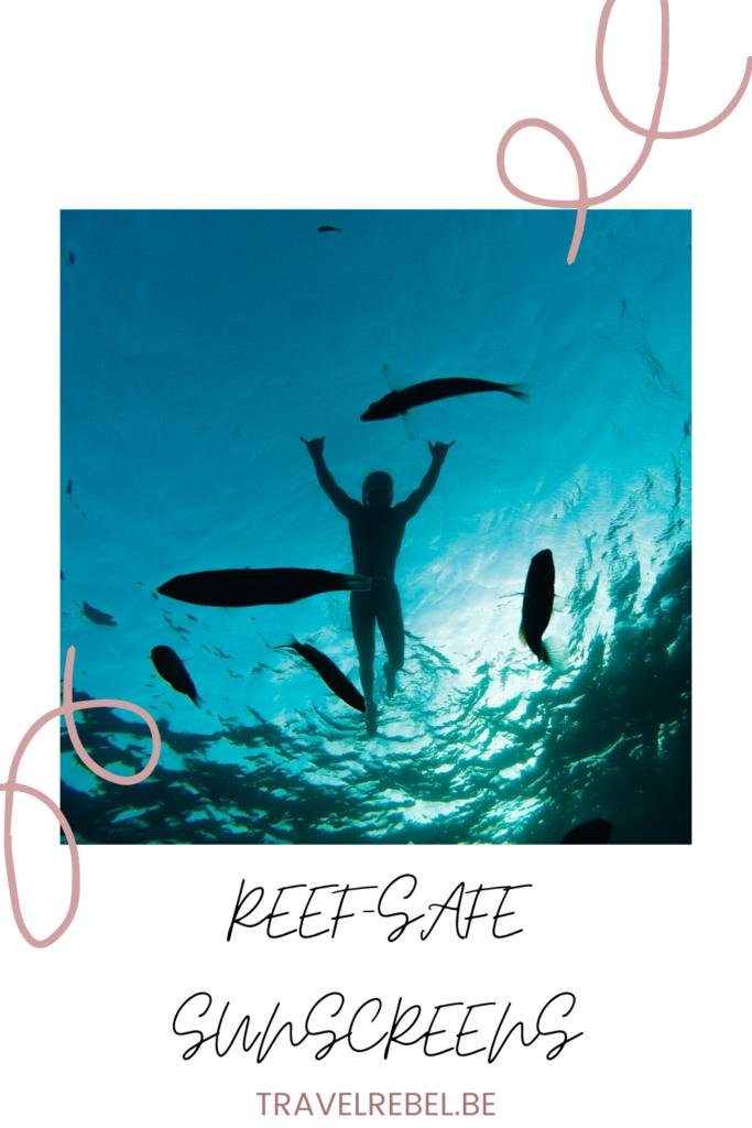 Best reef-safe sunscreens