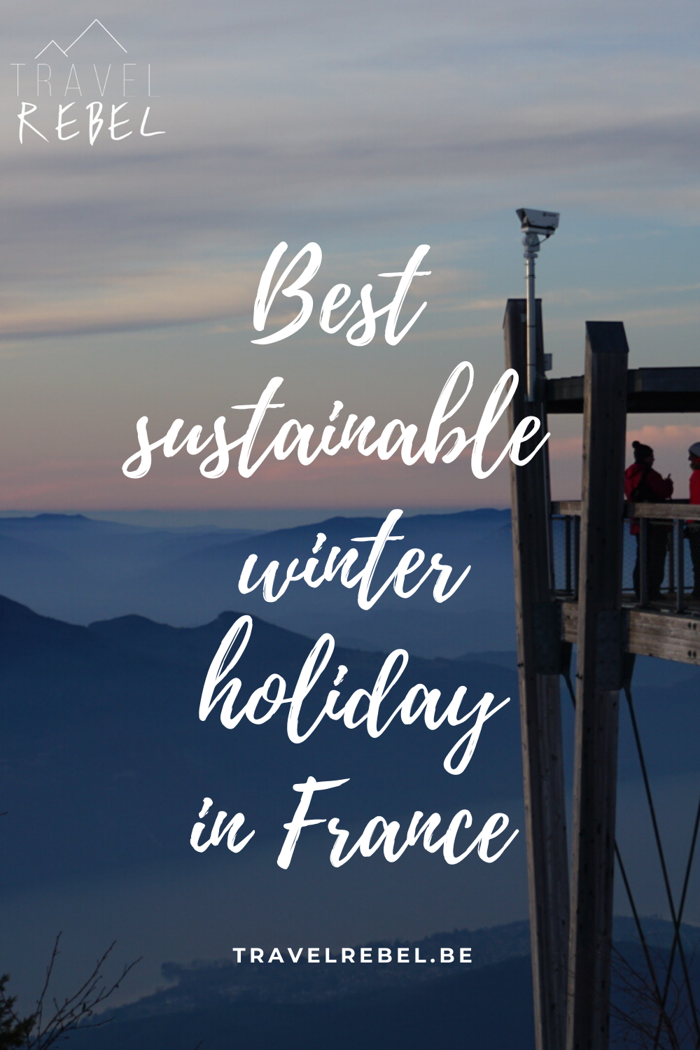 Best sustainable winter holiday in France