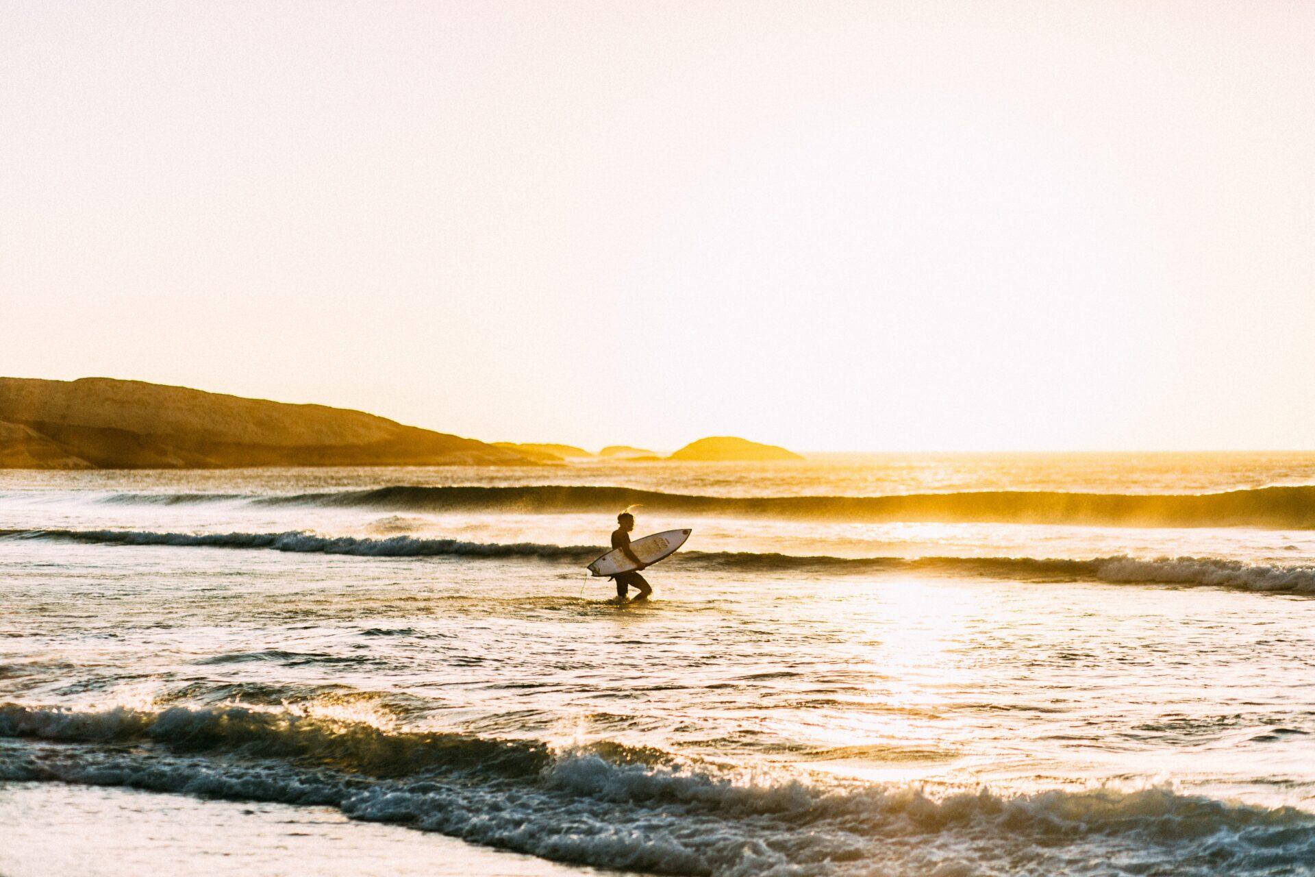 Beste duurzame zonnecrèmes om te surfen - Zink zonnecrème