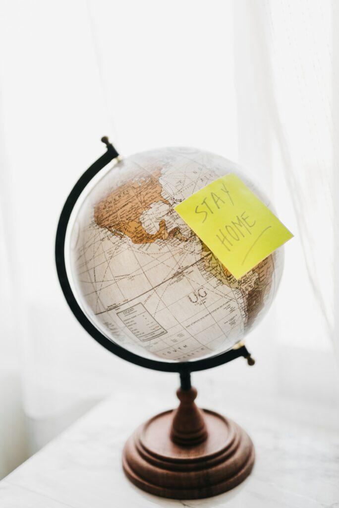 Je kan niet meer duurzaam reizen in tijden van Corona. Reisblog TravelRebel geeft je 5 tips om thuis duurzaam de quarantaine door te komen