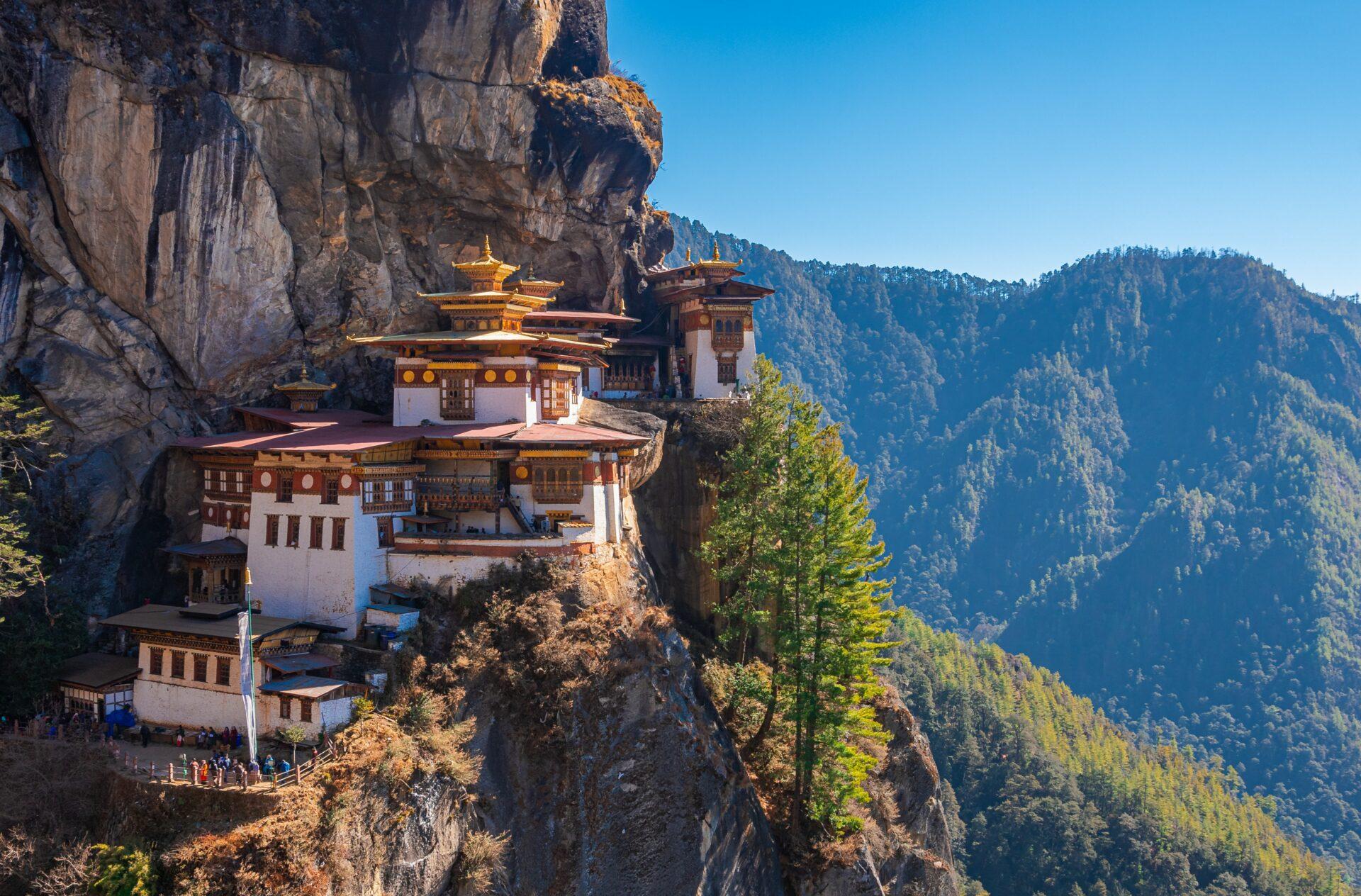'high value, low volume' tourism