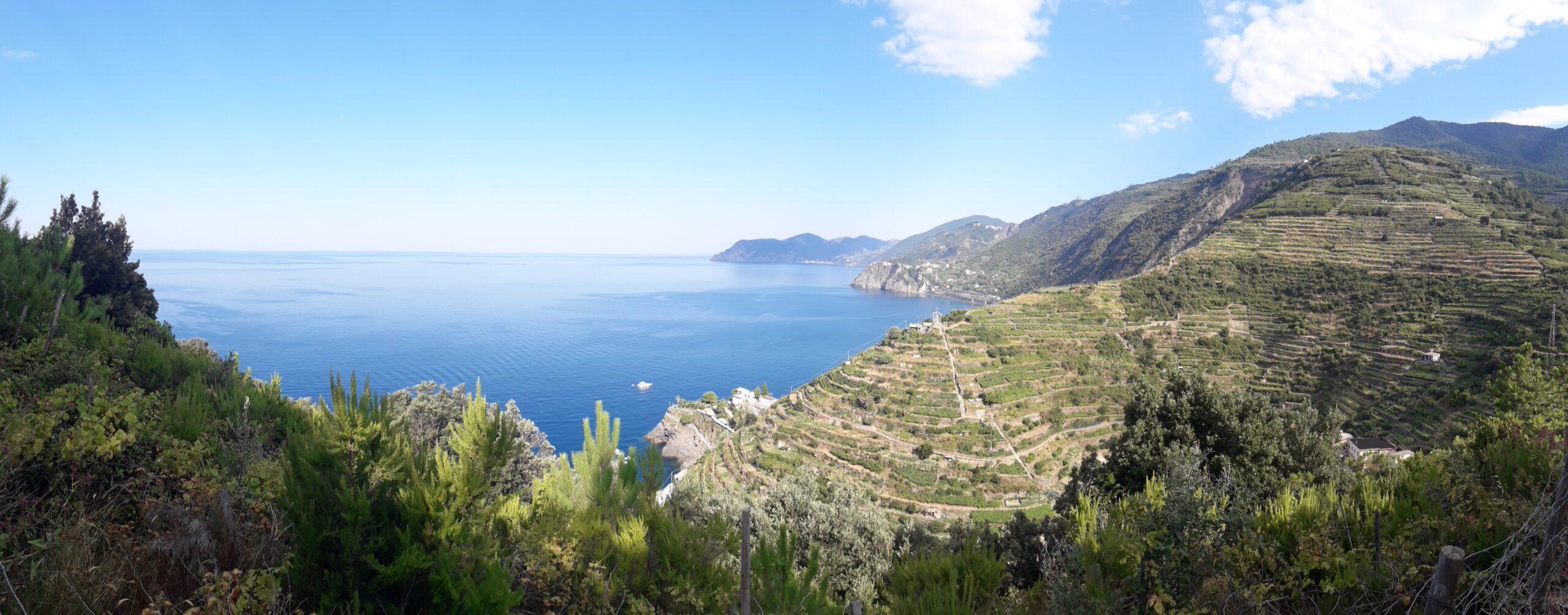 Cinque Terre off the beaten track