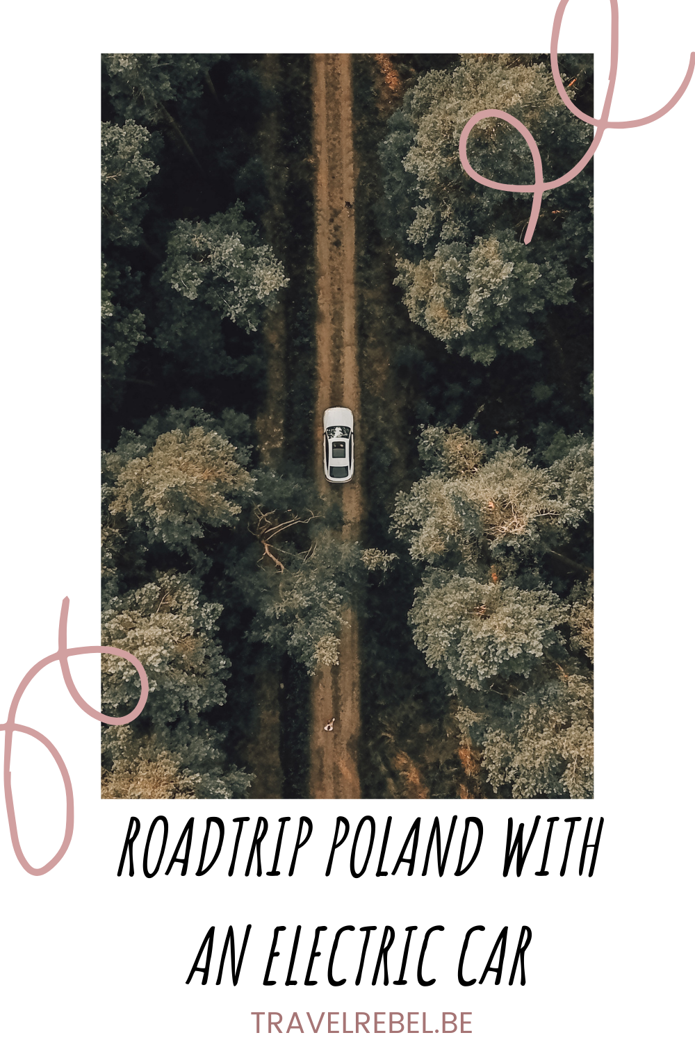 Roadtrip Poland with an electric car