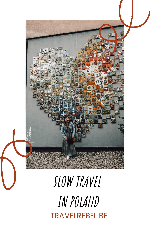 Slow travel in Poland - Lower Silesia