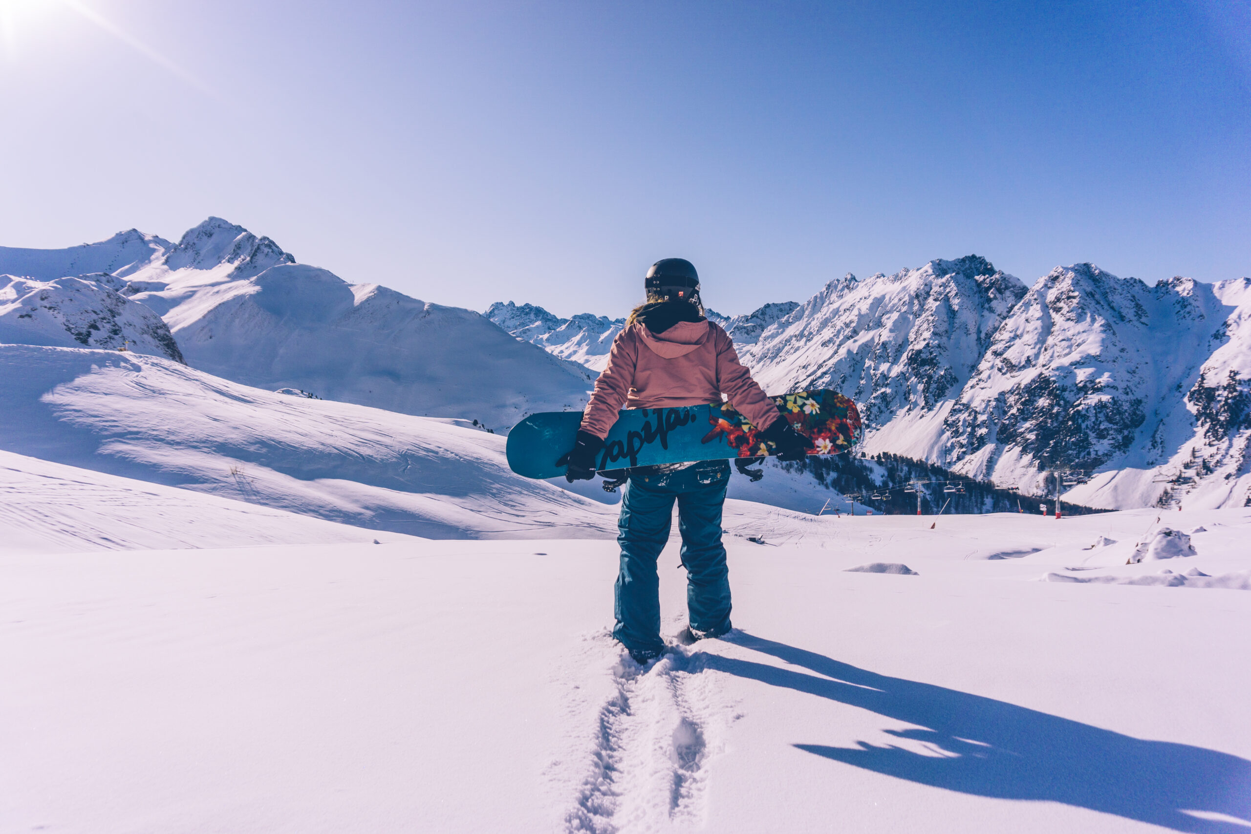Ischgl Best sustainable ski resort