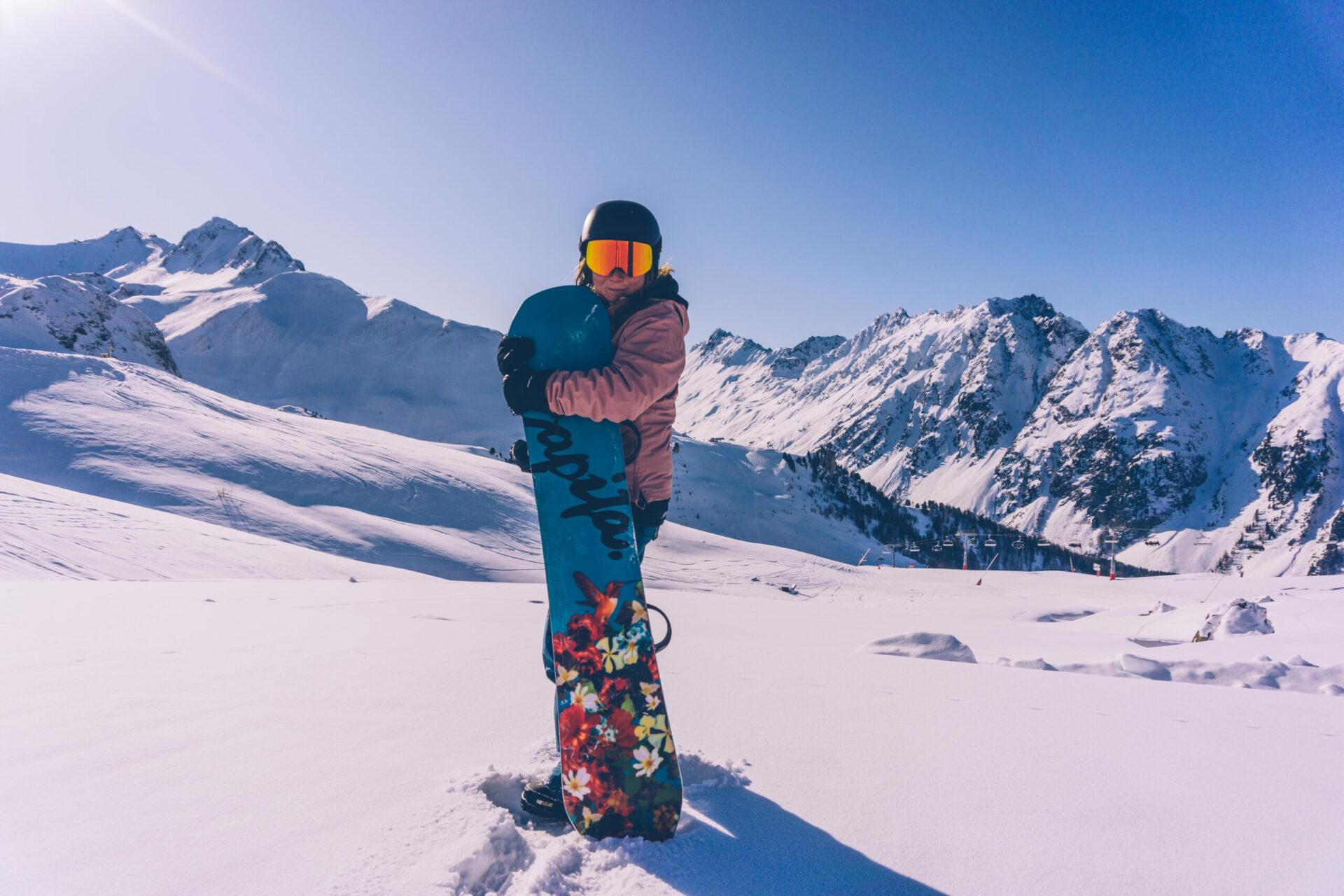 Ischgl Austria - Sustainable ski trip