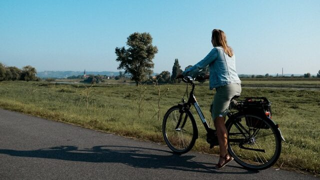 Cycling along the Elbe: between Dresden and Meissen